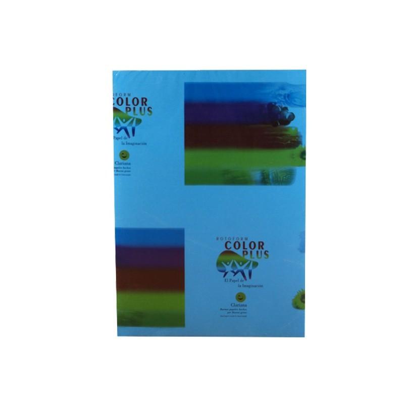 Rame Papier Clariana A4 80Gr Bleu
