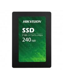 Disque Dur Interne HIKVISION C100 240Go SSD (HS-SSD-C100)