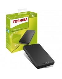 "DISQUE DUR EXTERNE 2TB CANVIO 3.0 USB TOSHIBA HARD DRIVE 2.5"""