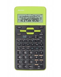 CALCULATRICE SHARP EL-531THB-GR