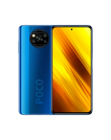 XIAOMI Redmi Poco X3 NFC - Bleu