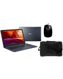 ASUS X543NA-AR297T N3350 Dual-Core 4Go 1To - Gris