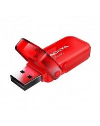 FLASH USB ADATA 16G UV240 ROUGE