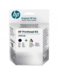 Tête d'impression HP d'origine Noir & Couleur - (3YP61AE)
