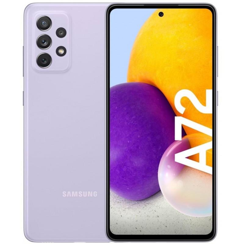Smartphone Samsung Galaxy A72 Lavender