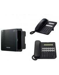 PACK COFFRET DE BASE STANDARD iPECS eMG80 + POSTE LDP-9224D + POSTE LDP-9208D