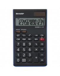 Calculatrice Sharp EL-144T