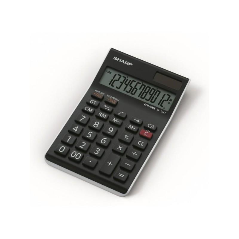 Calculatrice Sharp EL-124T