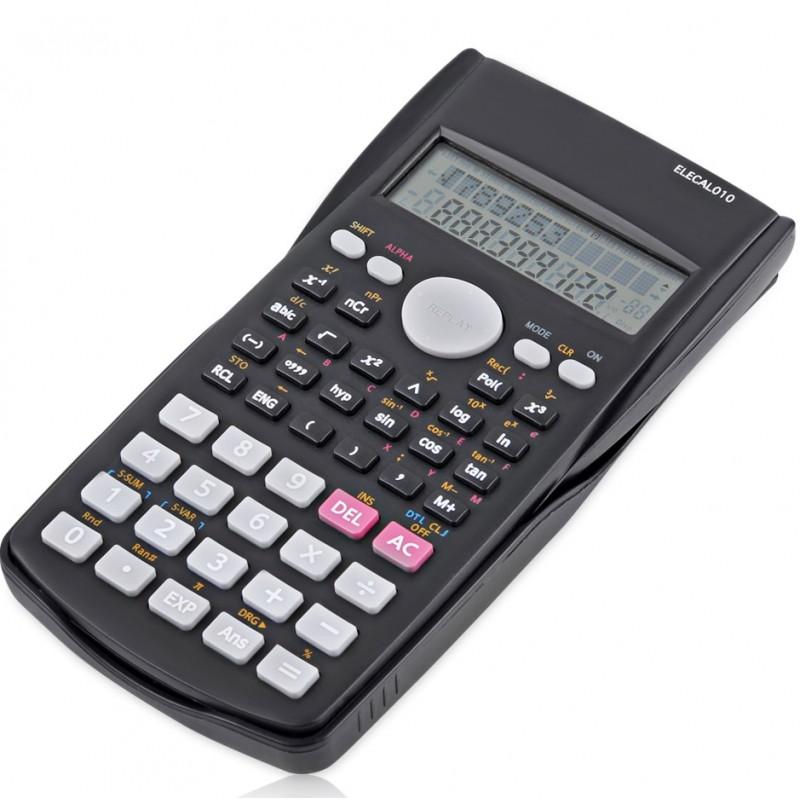calculatrice Scientifique Cititon CT-82MS