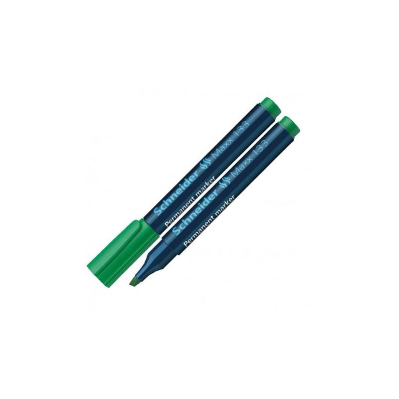 Marqueur Permanent Schneider Maxx 133 - Green