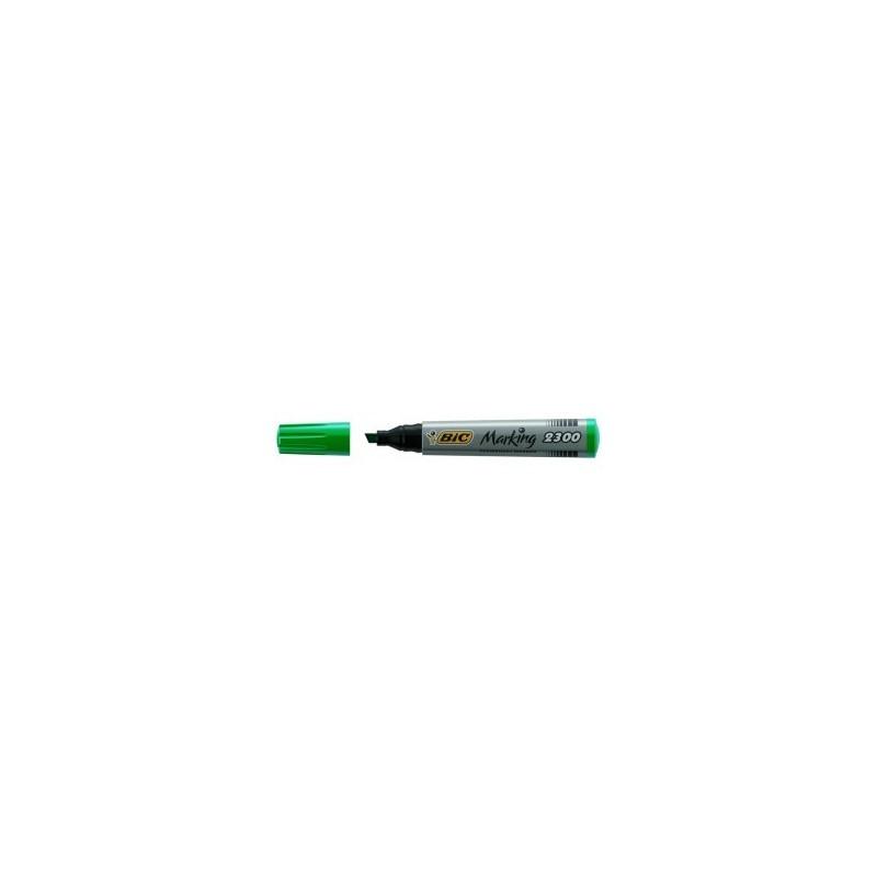 Marqueur permanent BIC 2300 / Vert
