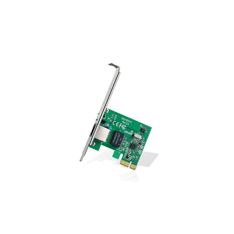 Adaptateur réseau Gigabit PCI Express