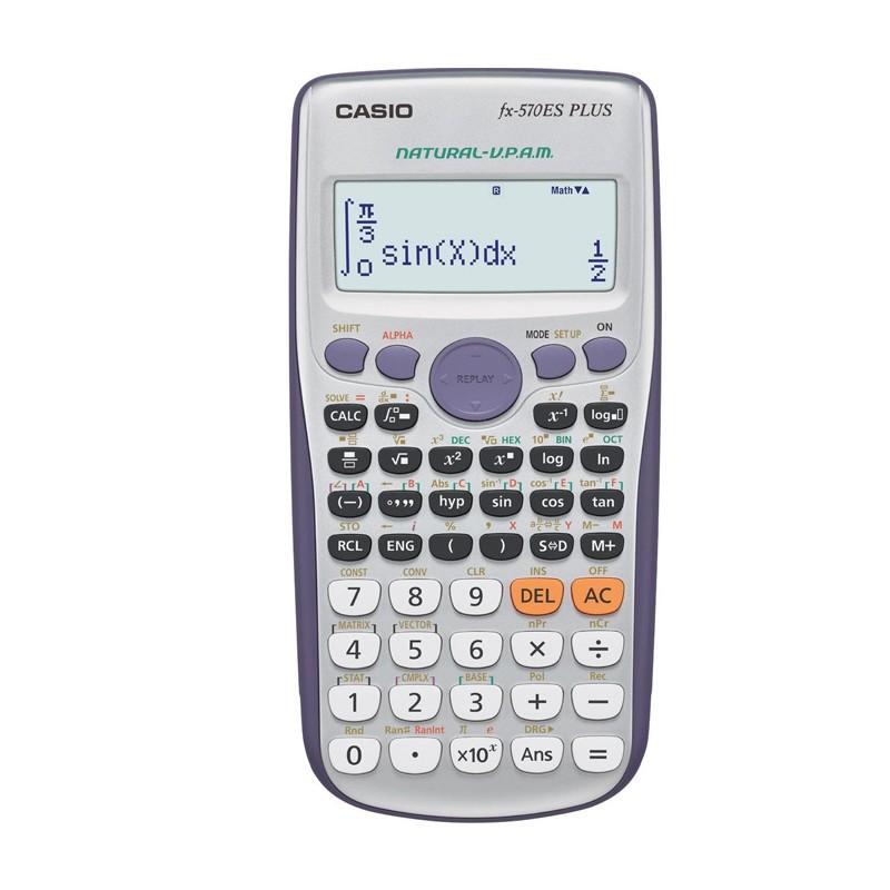 Calculatrice Scientifique CASIO fx-570ES PLUS