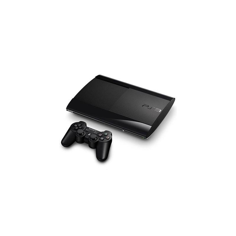 PlayStation Sony 3 Ultra Slim 12 Go