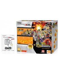 NINTENDO 3DS NOIR PACK DRAGON BALL Z EXTREME