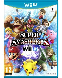 JEUX WII U SUPER SMASH BROS