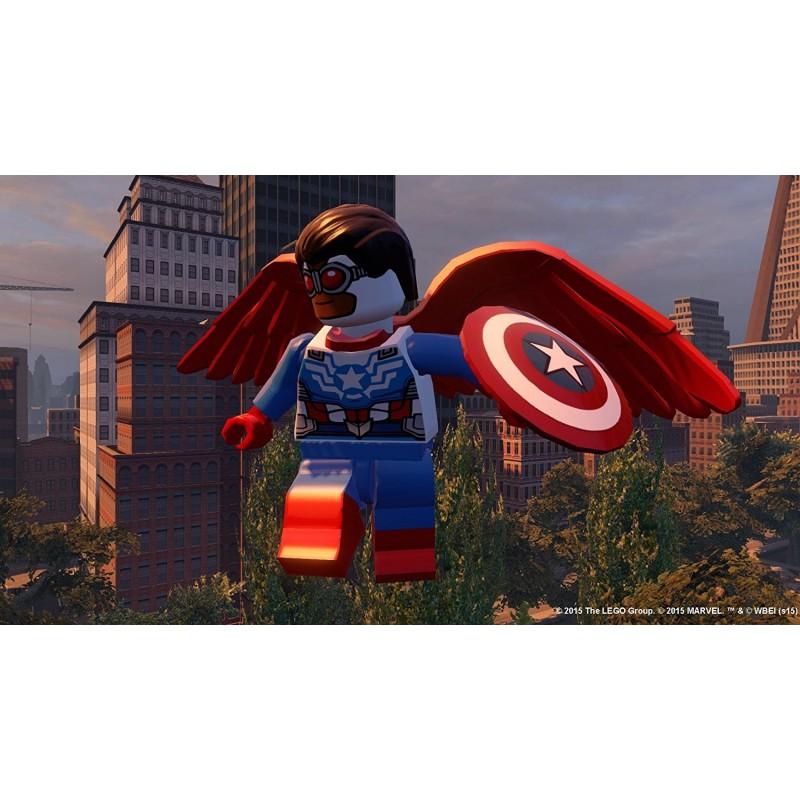 Jeu Lego Marvel's Avengers