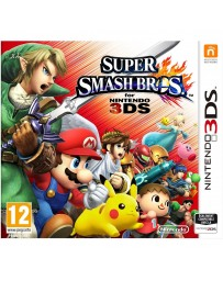 Jeu 3DS Super Smash Bros