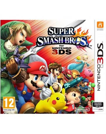 Jeu 3DS Super Smash Bros
