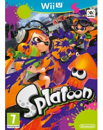 Jeu Splatoon Wii U