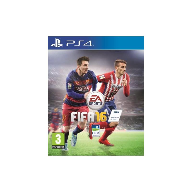 jeux PS4 FIFA16