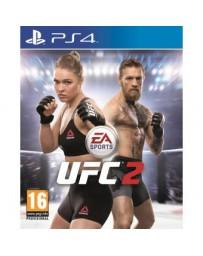 Jeux PS4 UFC 2