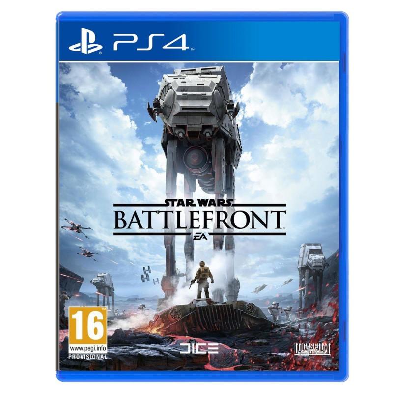 Jeux PS4 Star Wars Battlefront