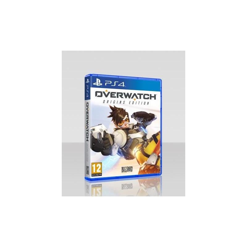 Jeu PS4 Overwatch Origins Edition