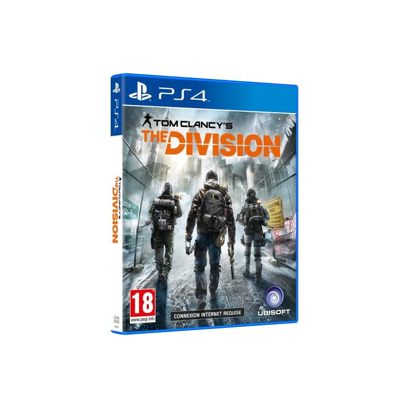 Jeu PS4 Tom Clancy's The Division
