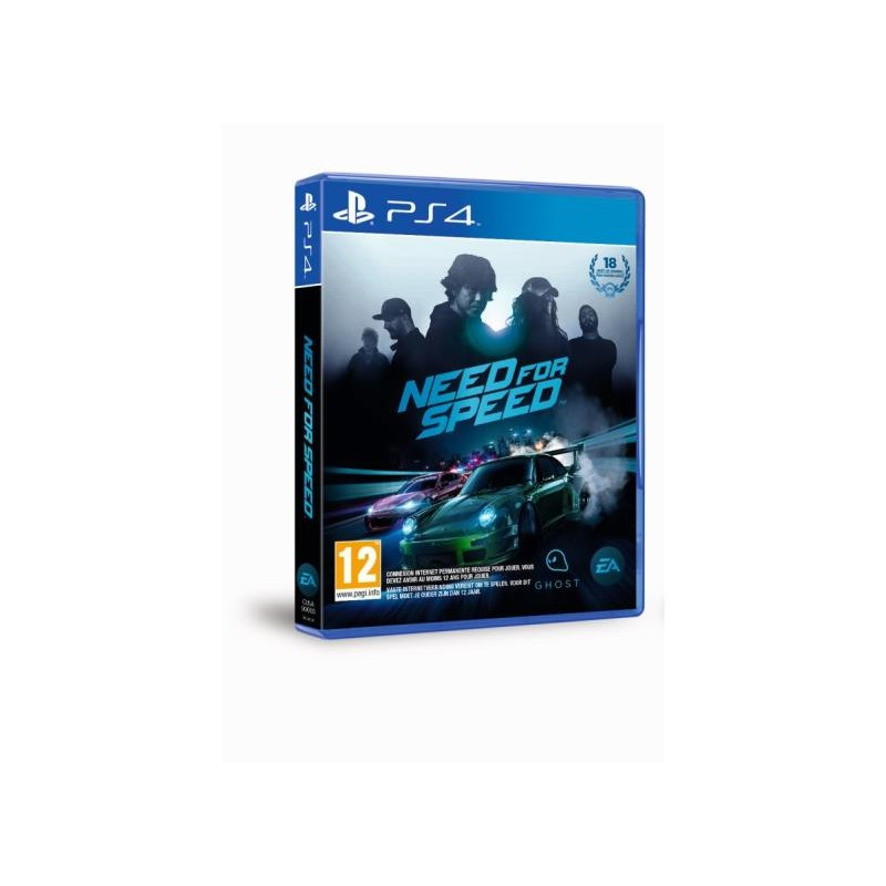 Jeu PS4 Need for Speed
