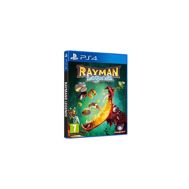 Jeu PS4 Rayman Legends