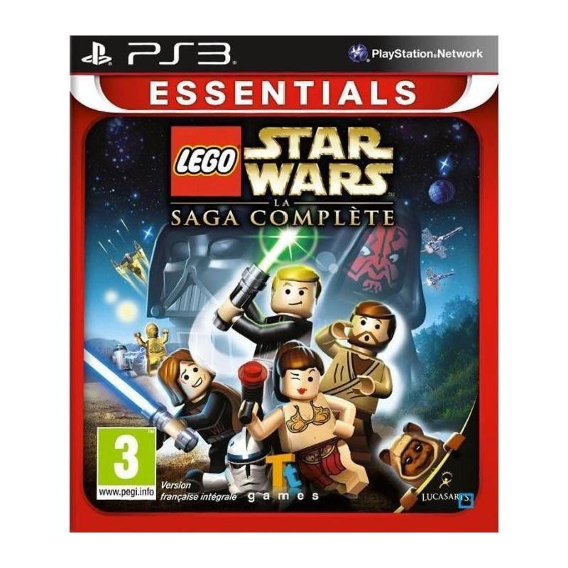 Jeu PS3 LEGO Star Wars: La Saga  Complète