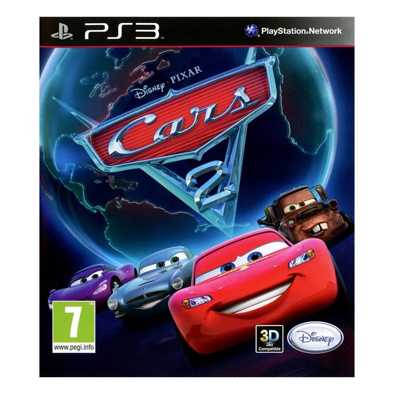 Jeu PS3 Cars 2