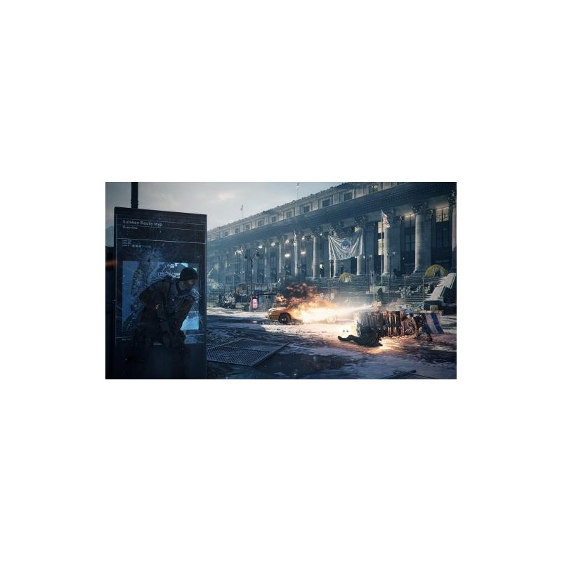 Jeu Xbox One Tom Clancy's The Division