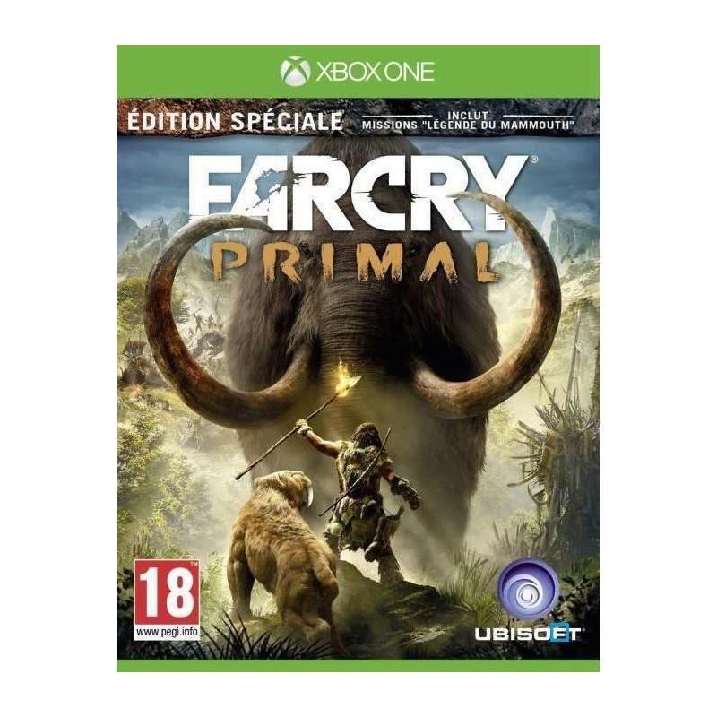 Jeu Xbox One Far Cry Primal Edition Spéciale