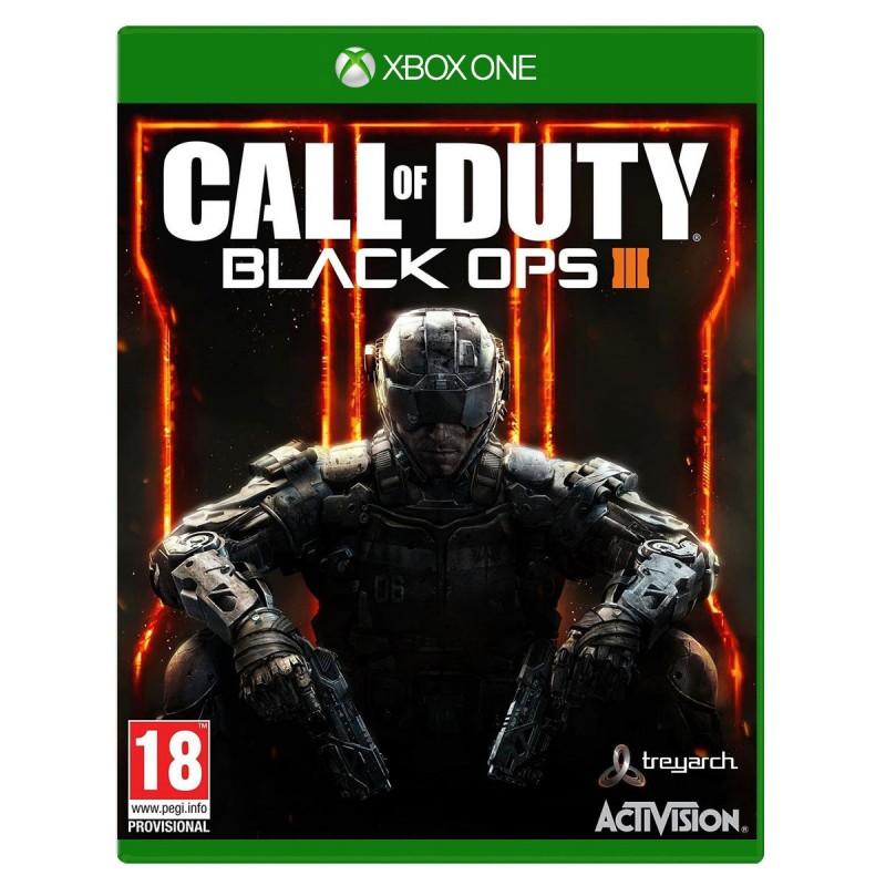 Jeu Xbox One Call Of Duty : Black Ops III