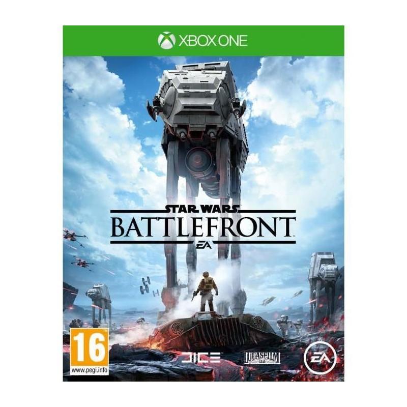 Jeux Xbox One Star Wars : Battlefront