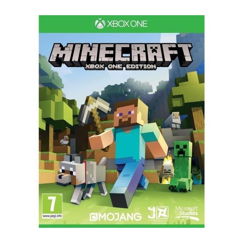 Jeu XBOX Minecraft