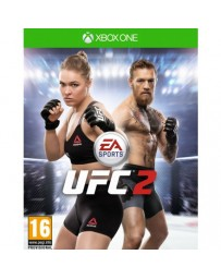 Jeu XBOX ONE EA SPORTS UFC 2