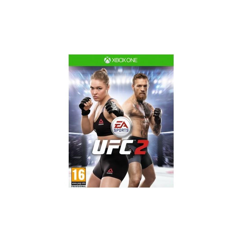 Jeu XBOX ONE EA SPORTS UFC 2