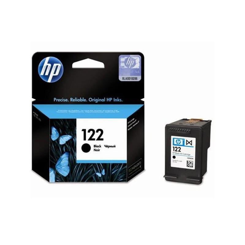 Cartouche HP 122 Noir