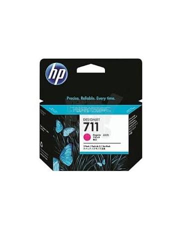 Cartouche d'encre HP 711 Magenta