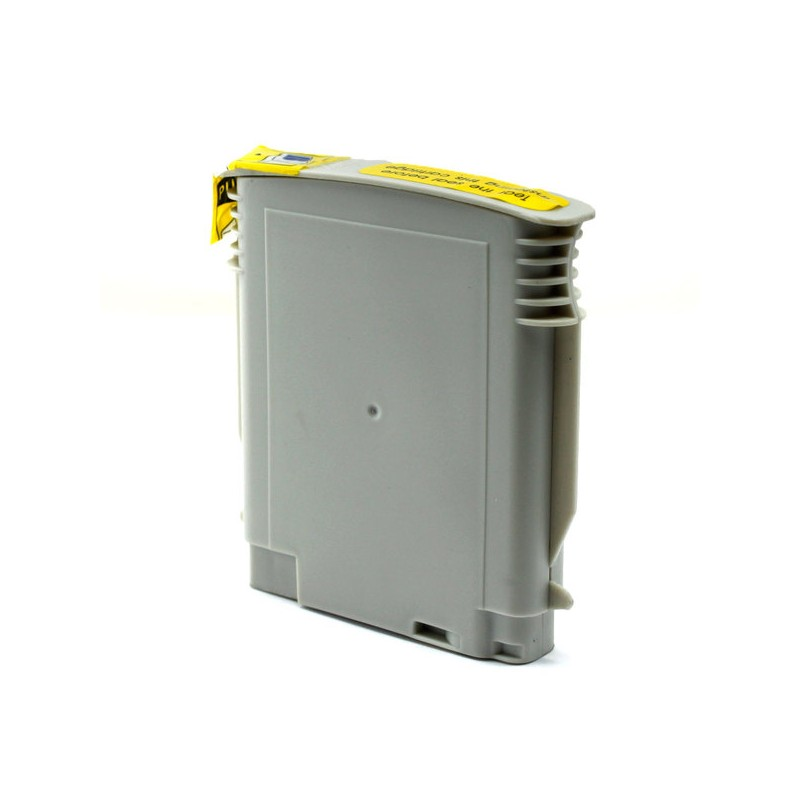 cartouche d'encre adaptable HP C4838A jaune