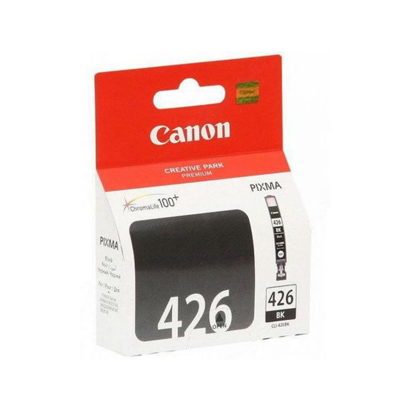 Cartouche d'encre Canon CLI-426BK Noir