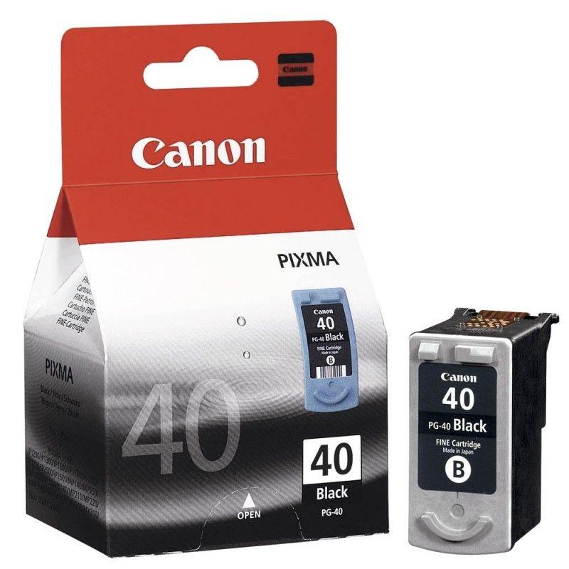 Cartouche d'encre originale Canon PG-40 Noir
