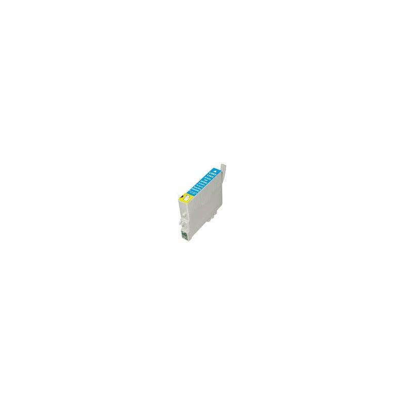 Cartouche d'encre Compatible EPSON T0805 Light Cyan