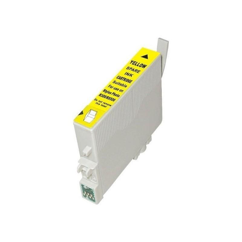 Cartouche d'encre Compatible EPSON T1284 Jaune