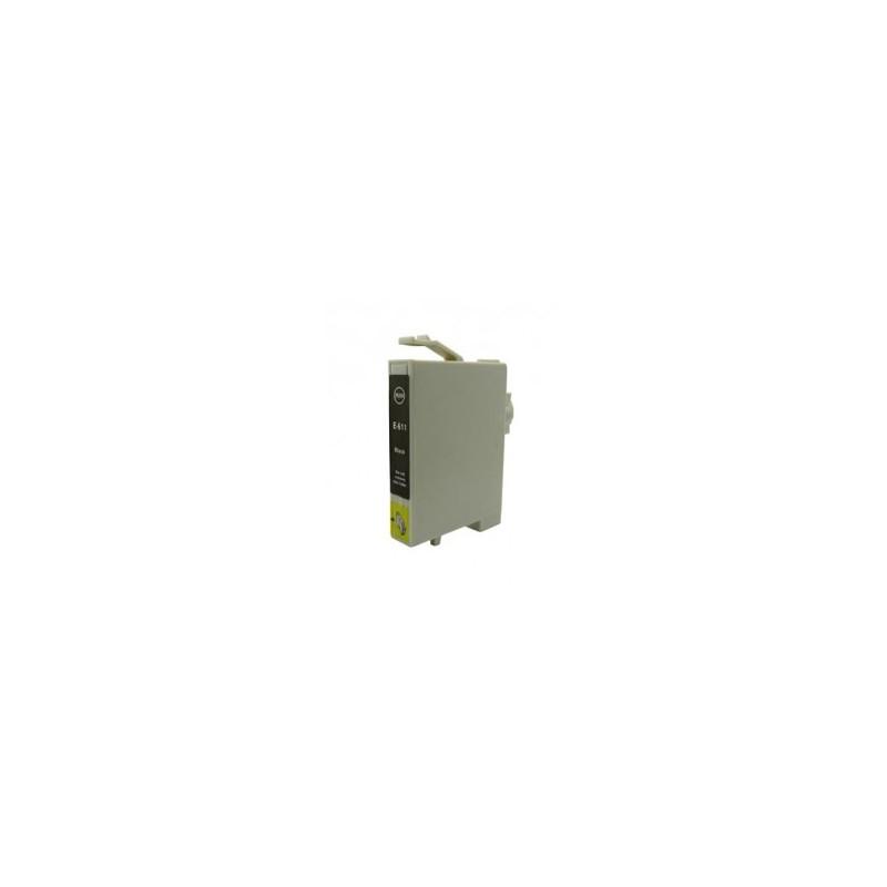 Cartouche D'encre Compatible EPSON E-611 NOIR