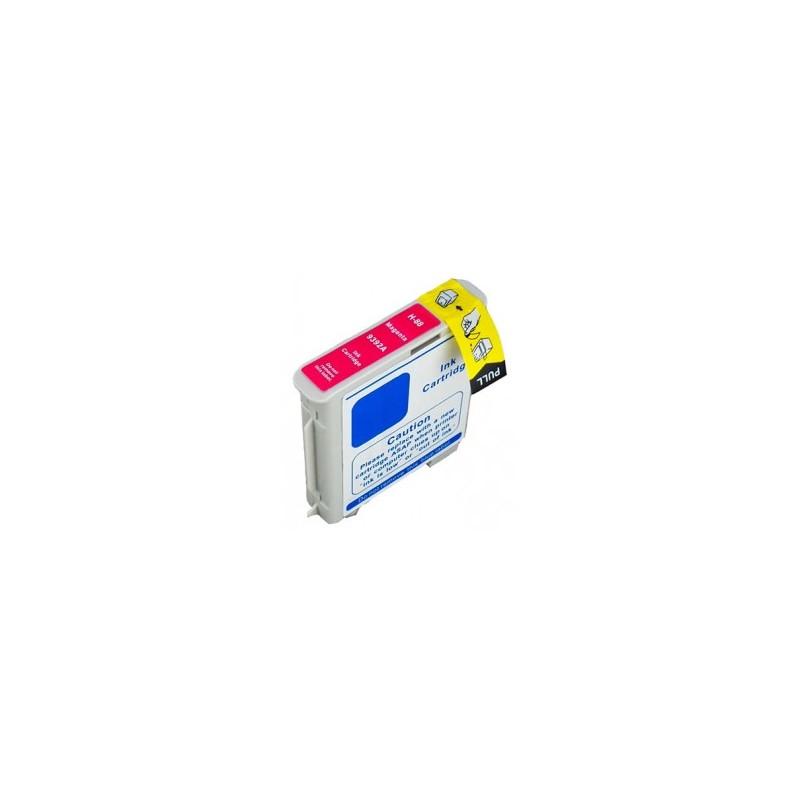 Cartouche d'encre adaptable HP H-88 (9396A) Magenta