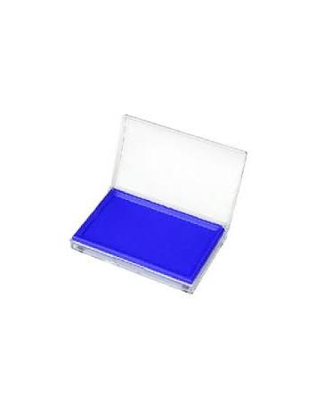 Boite à Tampon Bleu